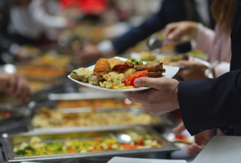 Buffet Corporativo em Holambra/SP